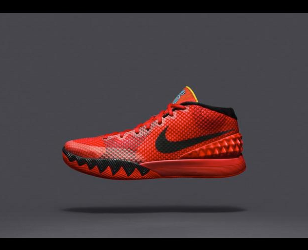 Nike debuts the Kyrie 1- Kyrie Irving