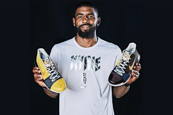 Kyrie Irving family and friends 3