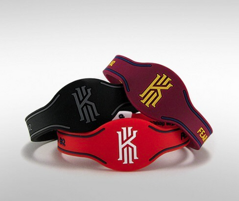 Kyrie Irving custom bracelets bands