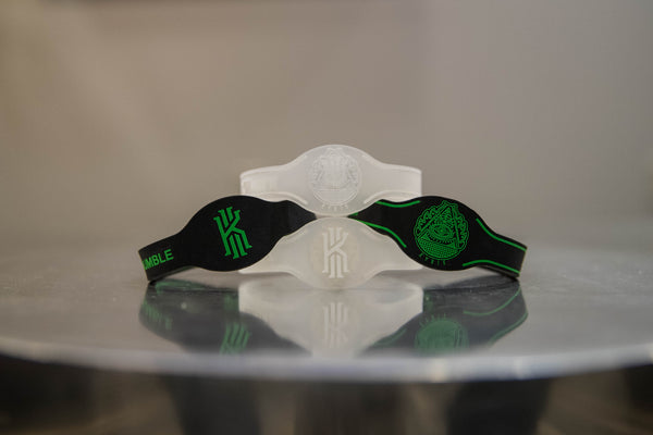 Kyrie Irving Deuce Brand nba custom basketball wristband