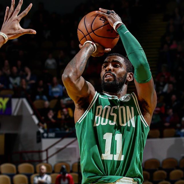 kyrie Irving deuce brand basketball bands