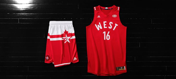 NBA All Star Jersey 2