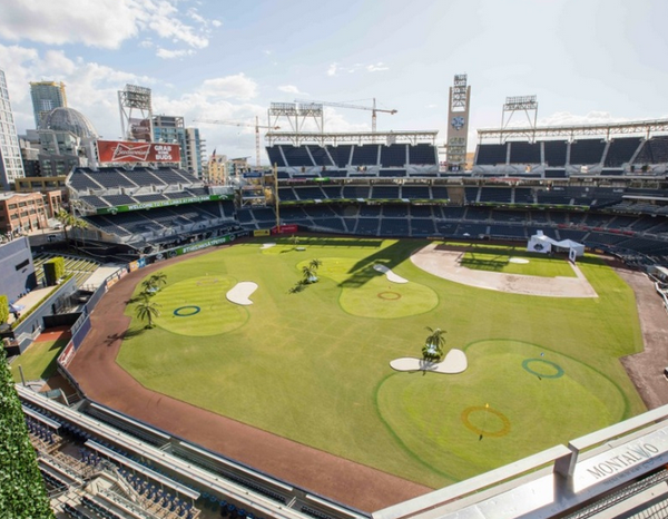 Golf at Petco Park