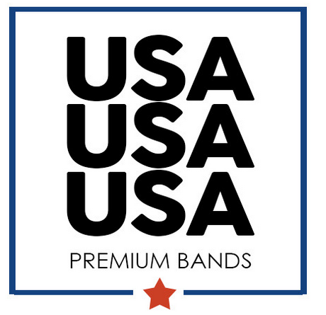 USA deuce bands