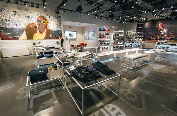 Station 23 Jordan Brand Store Chicago