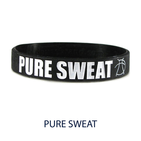 pure sweat basketball wristbands