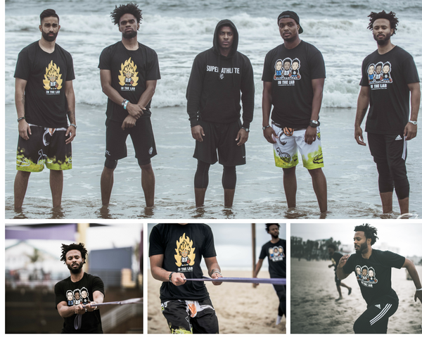 In The Lab Basketball - Ten000hours x Deuce Brand