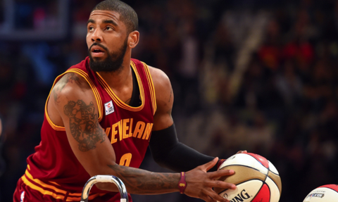 Kyrie Irving cleveland cavaliers band