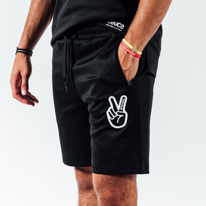 Deuce Brand athletic shorts basketball