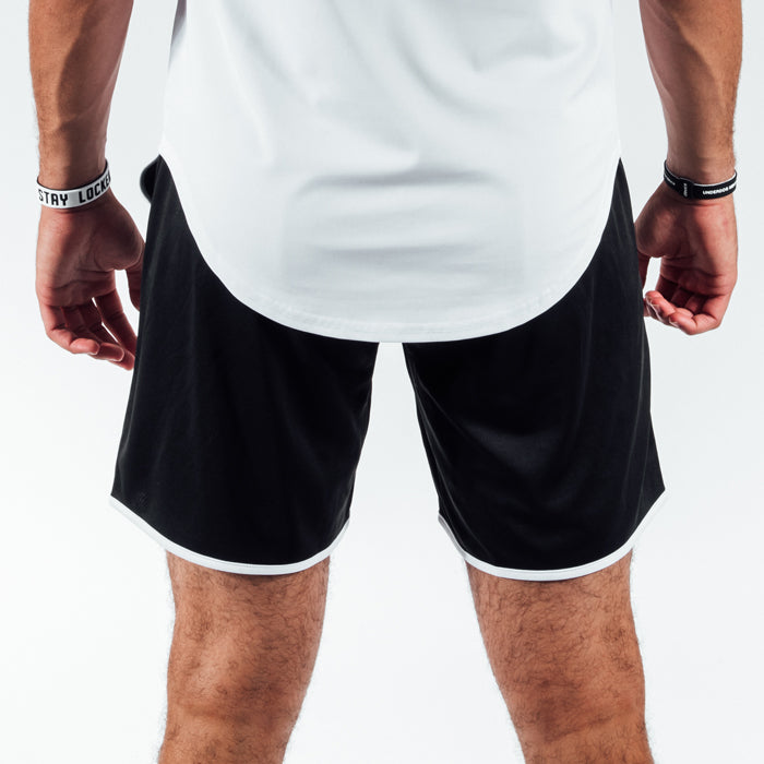 "Deuce Basketball Shorts ""Waistband Flip"" 