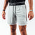Deuce Brand basketball shorts with waistband flip underdog mentality NBA