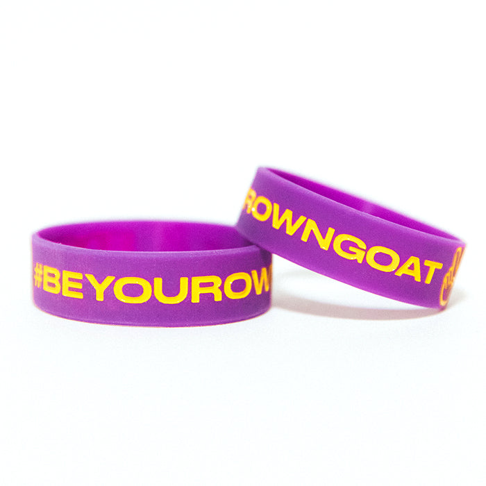 Phil Handy NBA Basketball Be Your Own Goat deuce brand basketball wristband