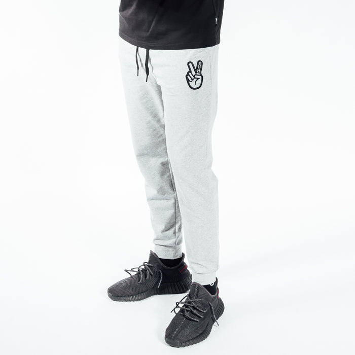 Deuce Cozy Jogger | Grey
