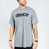 Deuce Brand basketball tshirt heather grey nba