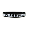 Humble and Hungry Silicone wristband Deuce Brand