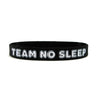 Team No Sleep Grind Time wristband Deuce Brand