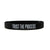Trust the process wristband Deuce Brand