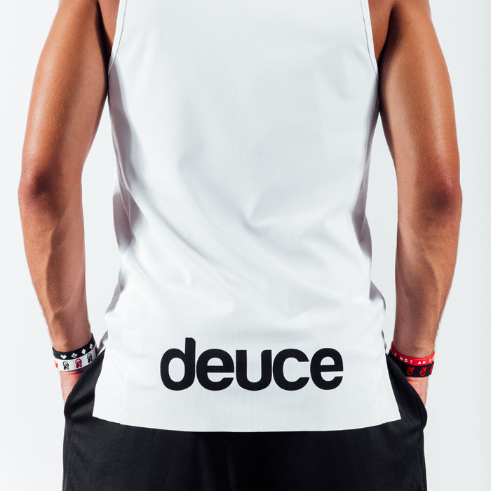 Deuce Brand athletic tank top basketball Tshirt