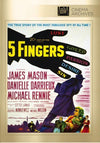 Five Fingers by James Mason