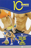 10 Minute Trainer 5 Workouts (Total Body, Lower Body, Abs, Cardio and Yoga Flex) by Tony Horton