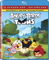 Angry Birds Toons - Season 01, Volume 01 on Blu-Ray Blaze DVDs DVDs & Blu-ray Discs > Blu-ray Discs