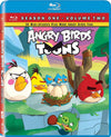 Angry Birds Toons - Season 1, Vol. 2 on Blu-Ray Blaze DVDs DVDs & Blu-ray Discs > Blu-ray Discs