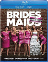 Bridesmaids on Blu-Ray Blaze DVDs