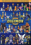 Digimon TV Series Seasons 1-4 DVD Set New Video Group DVDs & Blu-ray Discs > DVDs