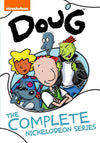 Doug The Complete Series nickelodeon DVDs & Blu-ray Discs > DVDs > Box Sets