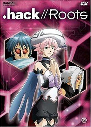 hack//Roots, Vol. 2 (DVD)