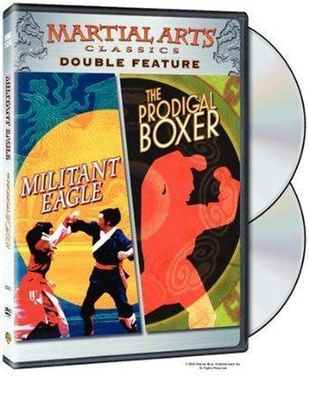 Militant Eagle / The Prodigal Boxer (Martial Arts Classics Double Feature) DVD - Pristine Sales
