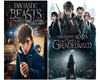 Fantastic Beasts 1 & 2 Movies DVD Set Warner Brothers DVDs & Blu-ray Discs > DVDs