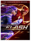 Flash Season 5-6 DVD D.C. Comic DVDs & Blu-ray Discs