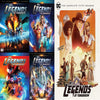 Legends of Tomorrow TV Series Seasons 1-5 DVD Set Warner Brothers DVDs & Blu-ray Discs > DVDs