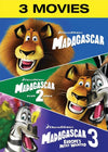 Madagascar 3 Movie DVD Set Includes All 3 Movies Universal Studios DVDs & Blu-ray Discs > DVDs > Box Sets