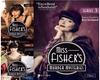 Miss Fisher's Murder Mysteries TV Series Seasons 1-3 DVD Set Acorn Media DVDs & Blu-ray Discs > DVDs
