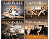 Nashville TV Series Seasons 1-4 DVD Set Buena Vista Home Entertainment DVDs & Blu-ray Discs