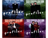 Profiler TV Series Seasons 1-4 DVD Set NBC Universal DVDs & Blu-ray Discs > DVDs