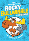 The Adventures of Rocky and Bullwinkle and Friends: The Complete Series On DVD universe DVDs & Blu-ray Discs