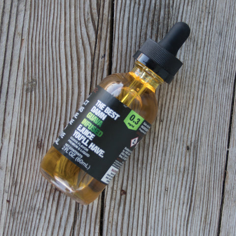 The Best Damn Guava Infused E-Juice You'll Have