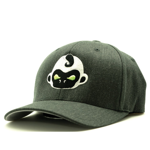 Vaping Monkey Hats (FlexFit fitted)