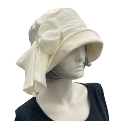The Eleanor Cloche Hat