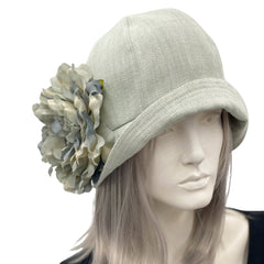 The Polly Cloche Hat