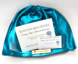 Boston Millinery handmade hat bag
