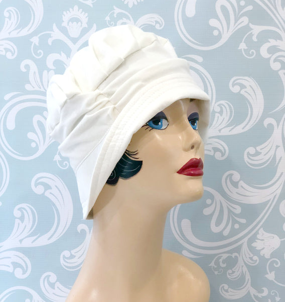 Soft Jersey Chemo Hat - The Alice Cloche