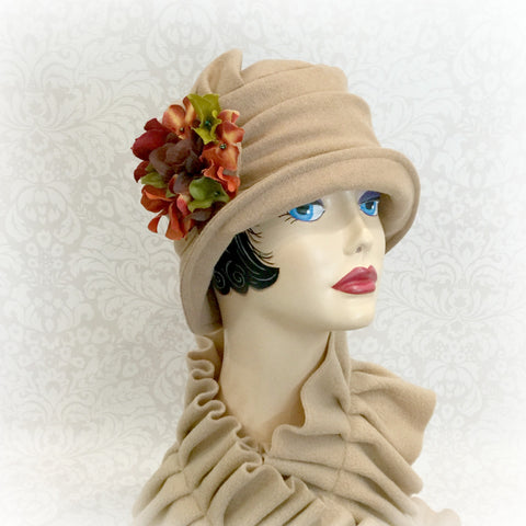 7471bebf47114 Downton Abbey Style Cloche