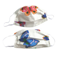 Face Mask butterfly spring and summer social distancing