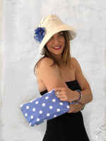 Spotty Summer Wristlet with Detachable Strap | Wristlets and Purses