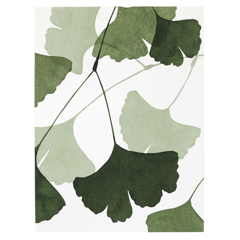 """Gingko Composition 1"" Print"