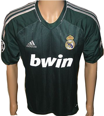 c5c43a0d8 Luka Modric Game Worn Real Madrid Jersey